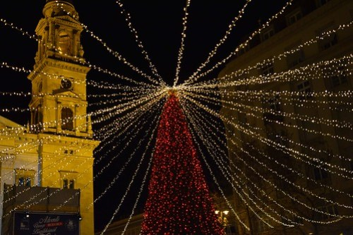 Z-Highlights St Stephen's Basilica Christmas MArket