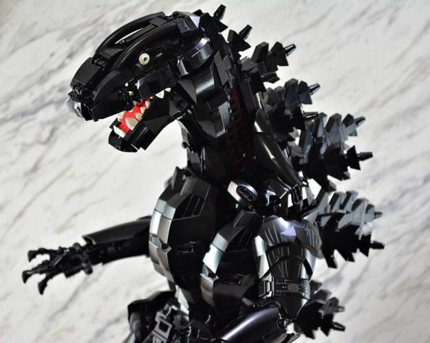 LEGO MOC: Godzilla