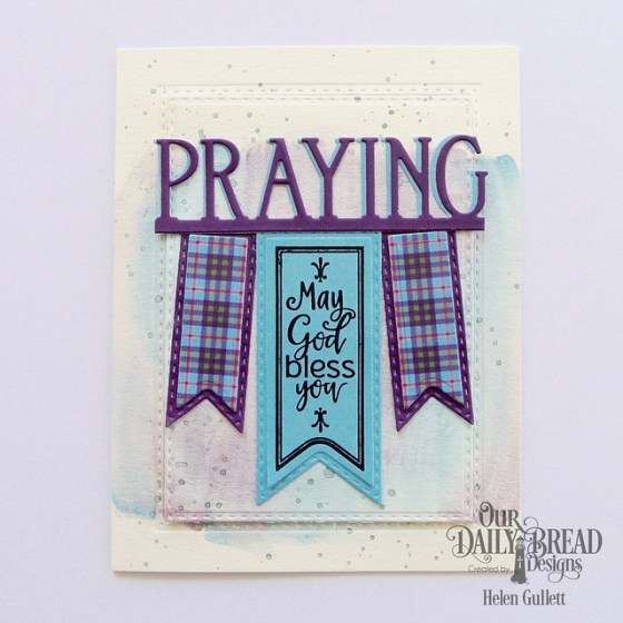 ODBD Inspiration Week - Praying, May God Bless You