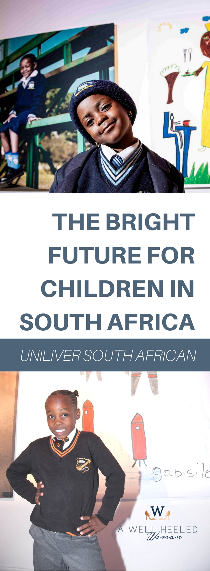 The Unilever Brightfuture programme. Unilver Brightfuture HeadersFinal Supporting the BrightFuture of South African children