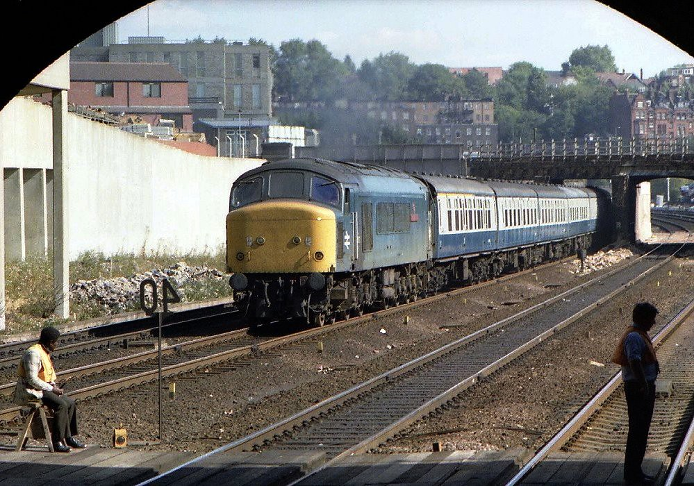 Class 44 45 and 46 Diesel Locomotives  Flickr