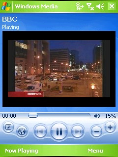 Windows Media Player and BBC News video screenshot  Flickr