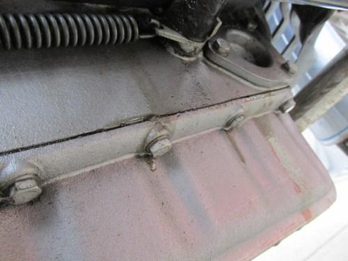 Push Rod Tube Rubber Leaks