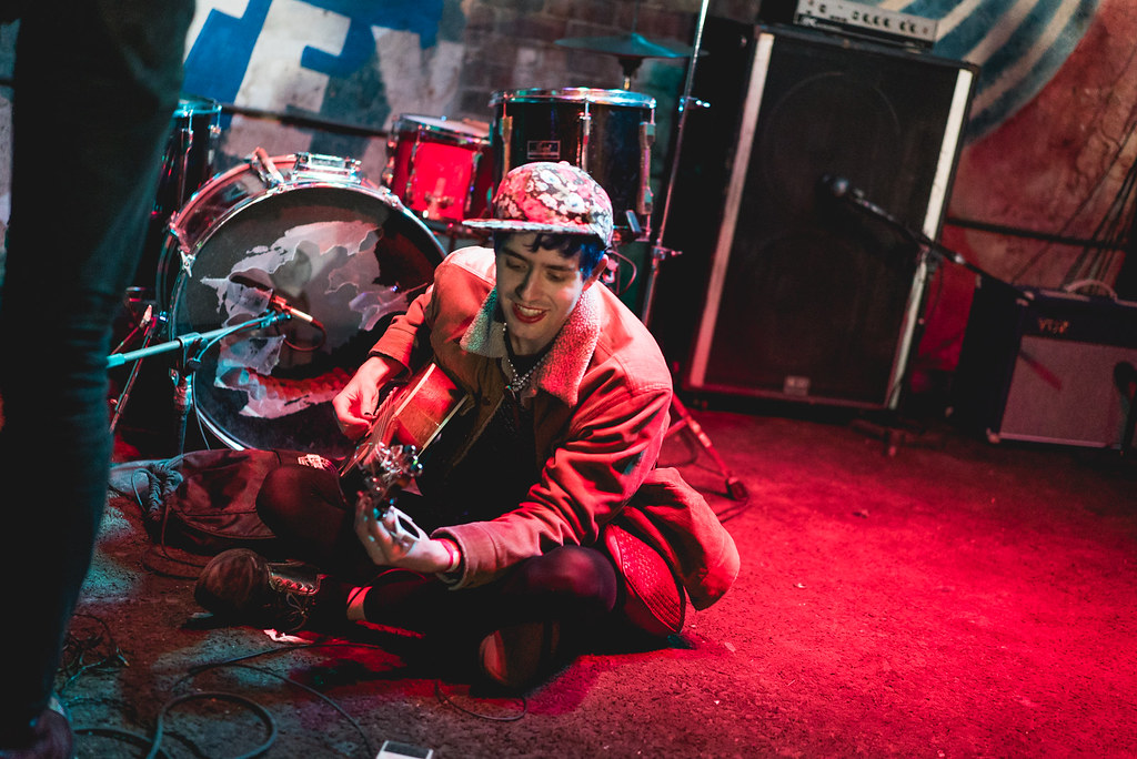 SXSW 2016 - Day 10: Ezra Furman