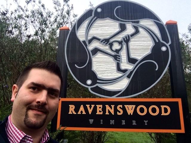 2016-01-26 Ravenswood Winery, Sonoma