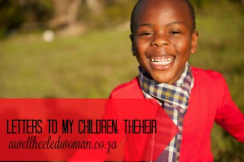 LLetters to Our Children: TheHeir