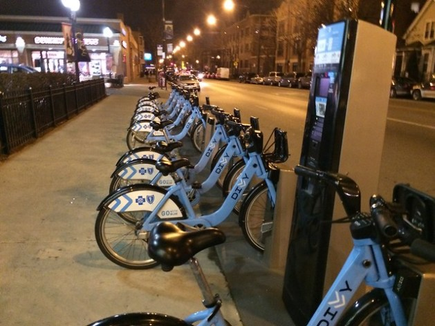 Chicago's Divvy Bike Share System