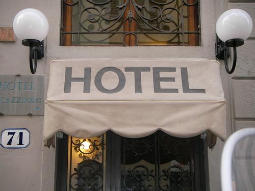 Dónde dormir y alojamiento en Florencia (Italia) - Hotel Palazzuolo. ViajerosAlBlog.com