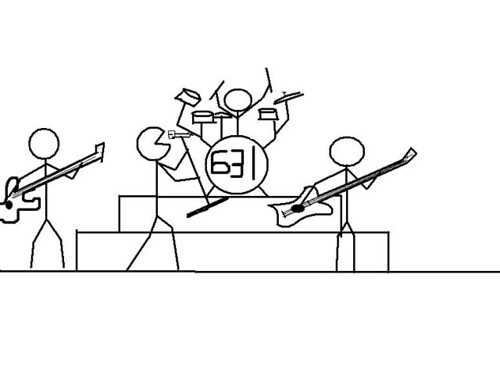 Related Keywords & Suggestions for stickman band