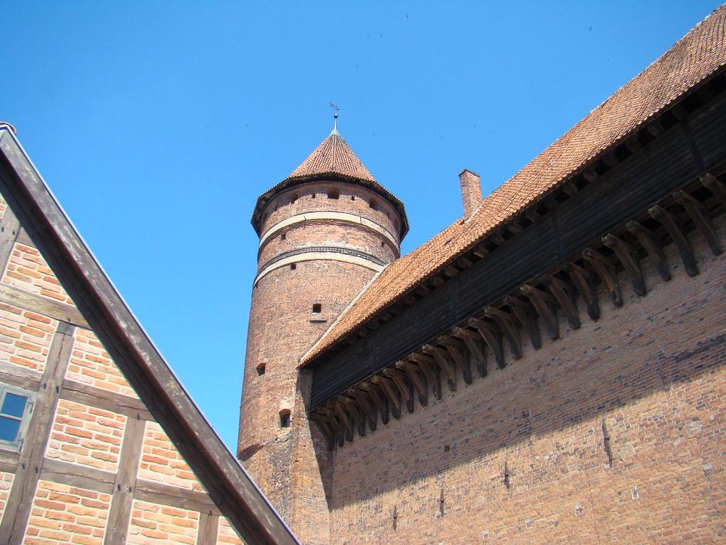Polonia Castillo de la Orden Teutonica Olsztyn 06