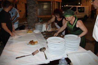 27-07-2010: cena de germanor moros i cristians