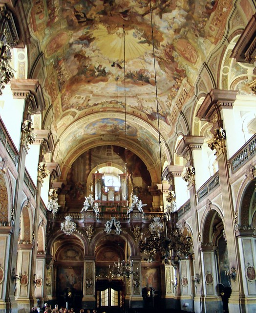 Breslavia Iglesia Universitaria del Sagrado Nombre de Jesus Polonia 12