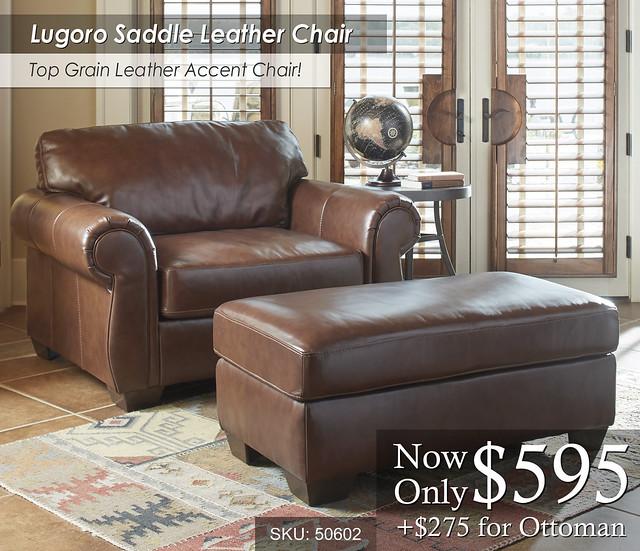 Lugoro Saddle Chair 50602-23-14