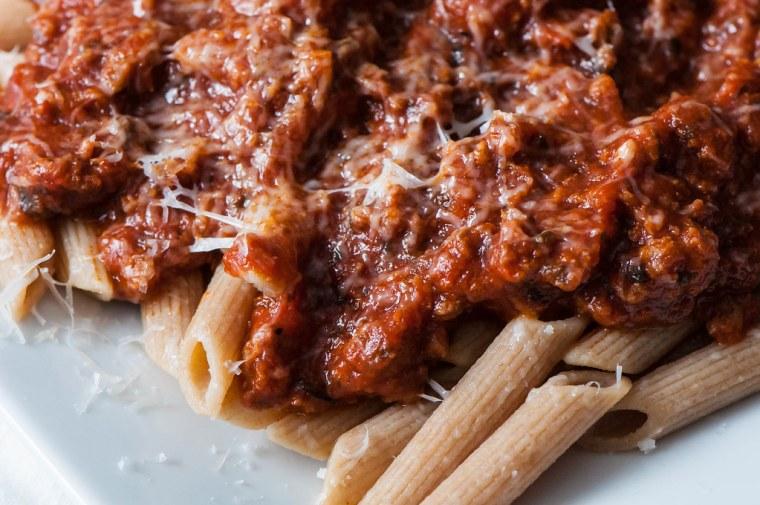 Sicilian Spaghetti Sauce 5