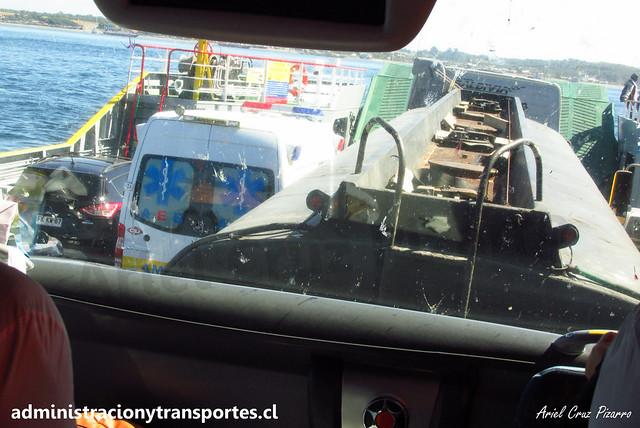 Buses ETM | Salón Cama | Marcopolo Paradiso 1800 DD - Scania / FHGS98 - 110