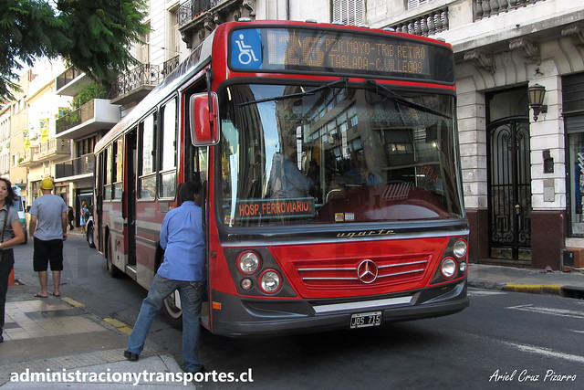 Buenos Aires 126 | Cárdenas S.A | Ugarte - Mercedes Benz