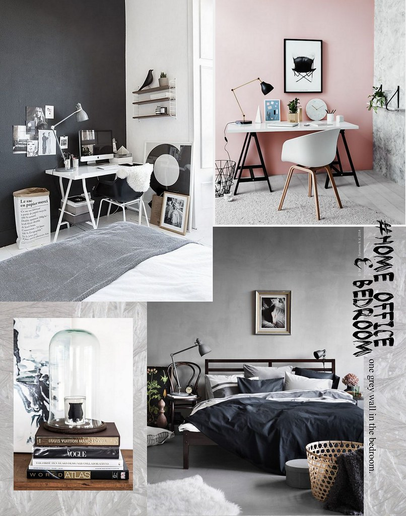 home office, bedroom inspiration
