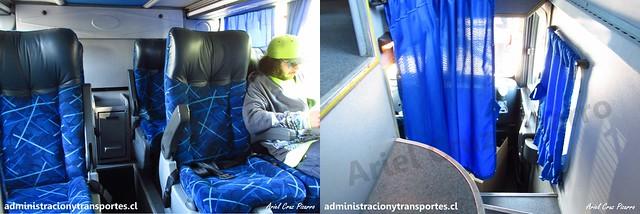 Interior Metalsur Starbus 2 (El Rápido Internacional)