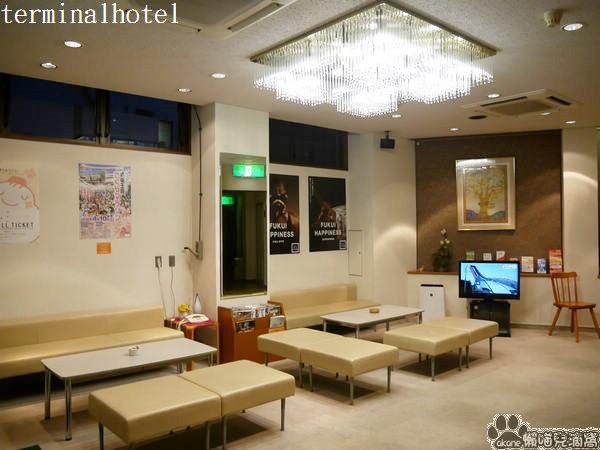 ホテル京福