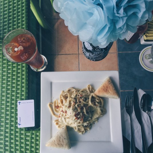 Lunch at Bistro del Cielo at Parque España Residence Hotel