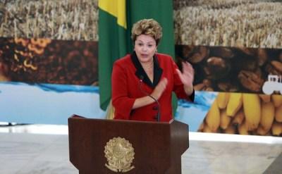 Frase do dia, da Presidente Dilma