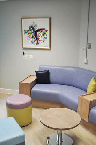 Teenage Chill Out Room