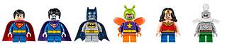 LEGO Mighty Micros 2017 DC Comics