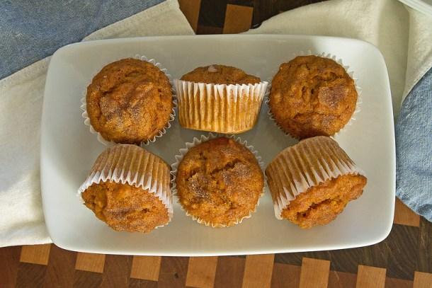 pumpkin muffins