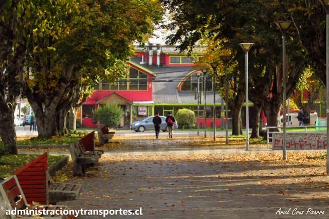 Plaza de Armas / Castro (Chiloé)