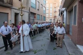 Procesión Santos Patronos 2013