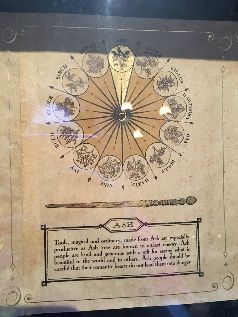 Background on the Wand I Got