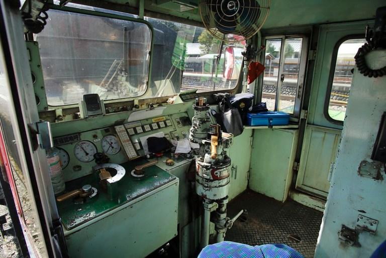 DD206 Cab