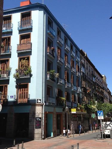 Calle Pez, Malasaña. Madrid