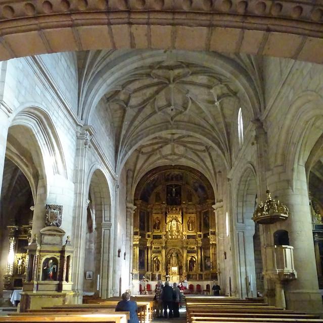 Iglesia Nuestra Señora del Pino Vinuesa Soria 05
