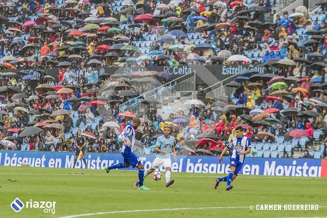 Temporada 16-17. Celta - Deportivo