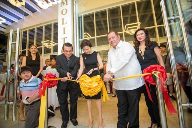 Cid Reyes, Bea Madrigal, Atty. Leonides David, Pearl Peralta-Maclang