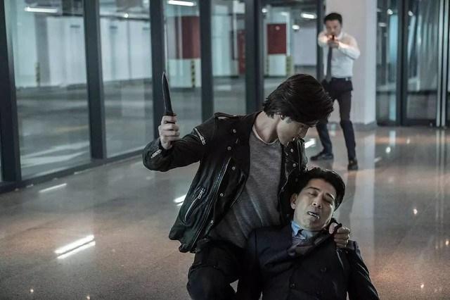 Heartfall Arises Movie Still Murder