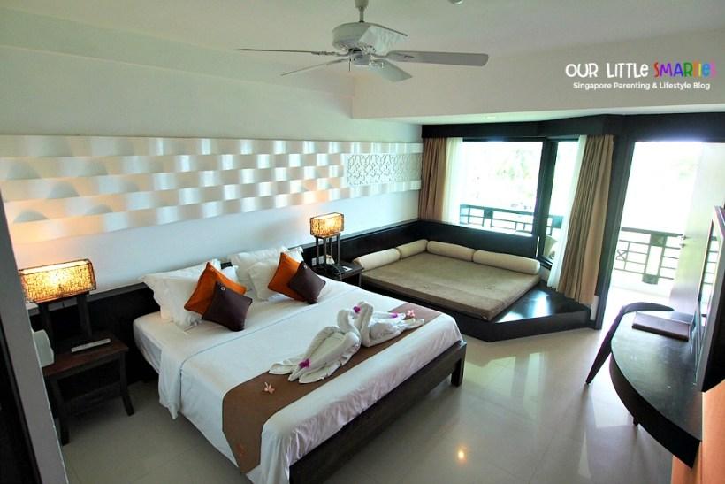 Bintan Lagoon Deluxe Sea Facing Room