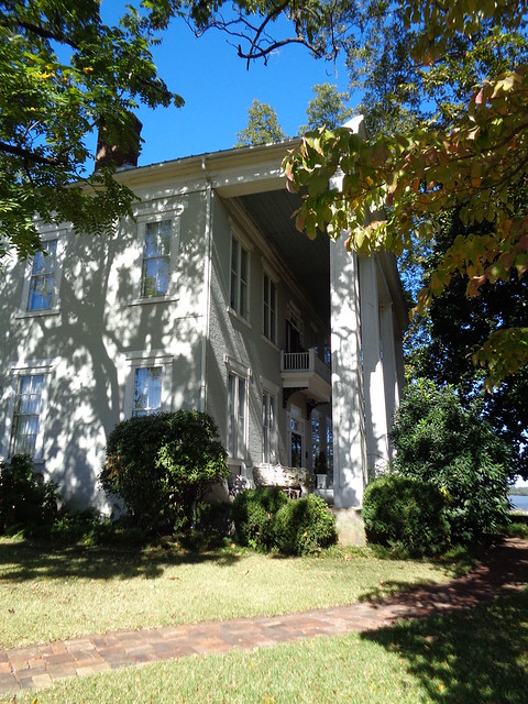 Burleson-Hinds-McEntire House, Decatur AL