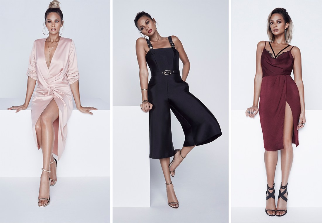Alesha Dixon x Little Black Dress Collection