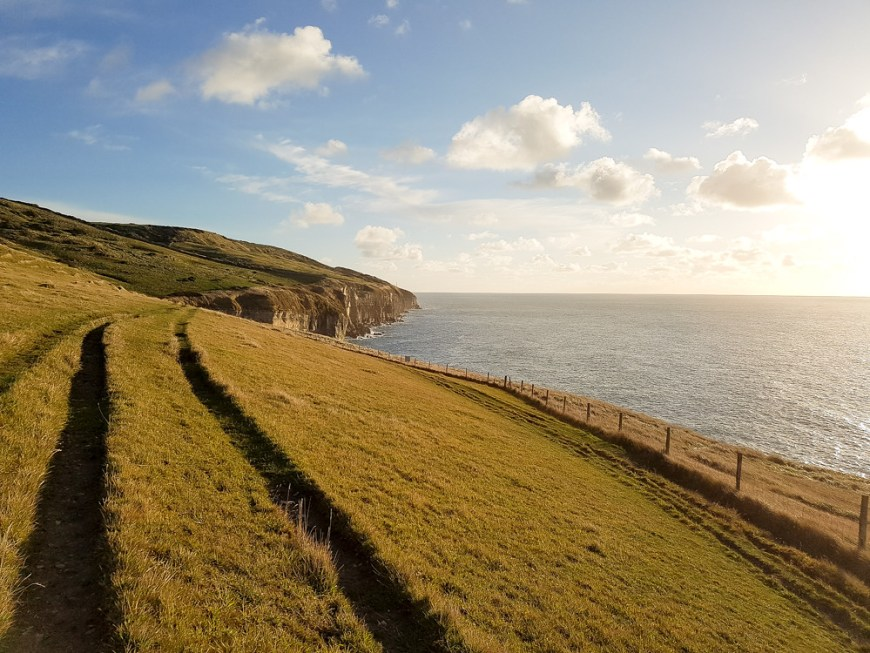 Hiking the Jurassic Coast - Worth Matravers to Swanage - The World in My Pocket 10