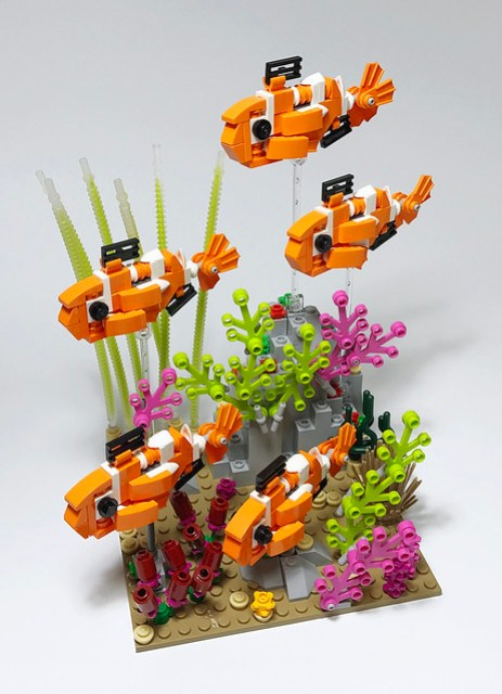 LEGO Coral reef-04