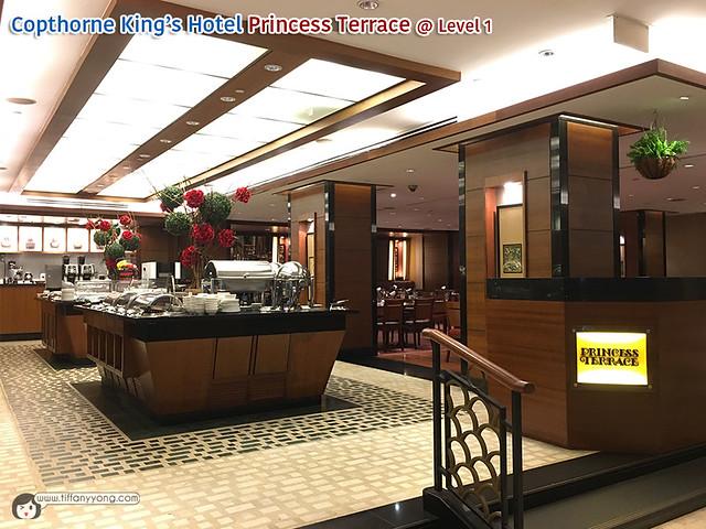 Copthorne Kings Hotel Princess Terrace