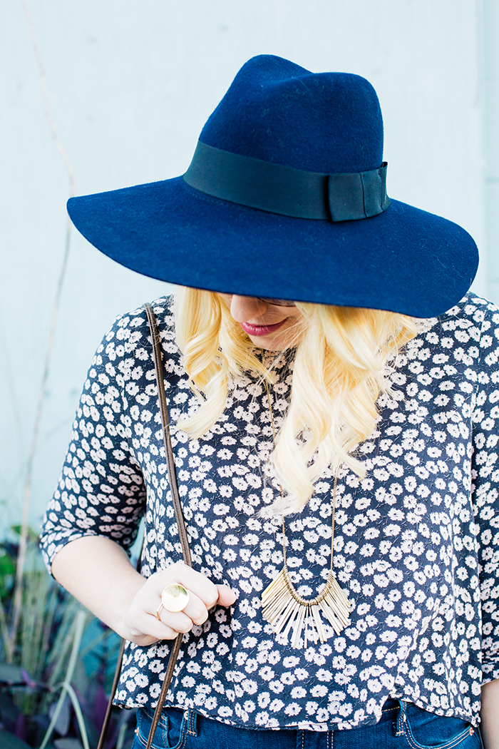 writes like a girl old navy bell bottoms navy brixton hat17