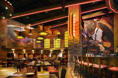 Interior Casino Restaurant  Restaurant  Bar Dcor  Them