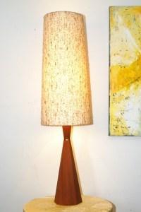 Danish teak floor lamp,60's | Francesca | Flickr