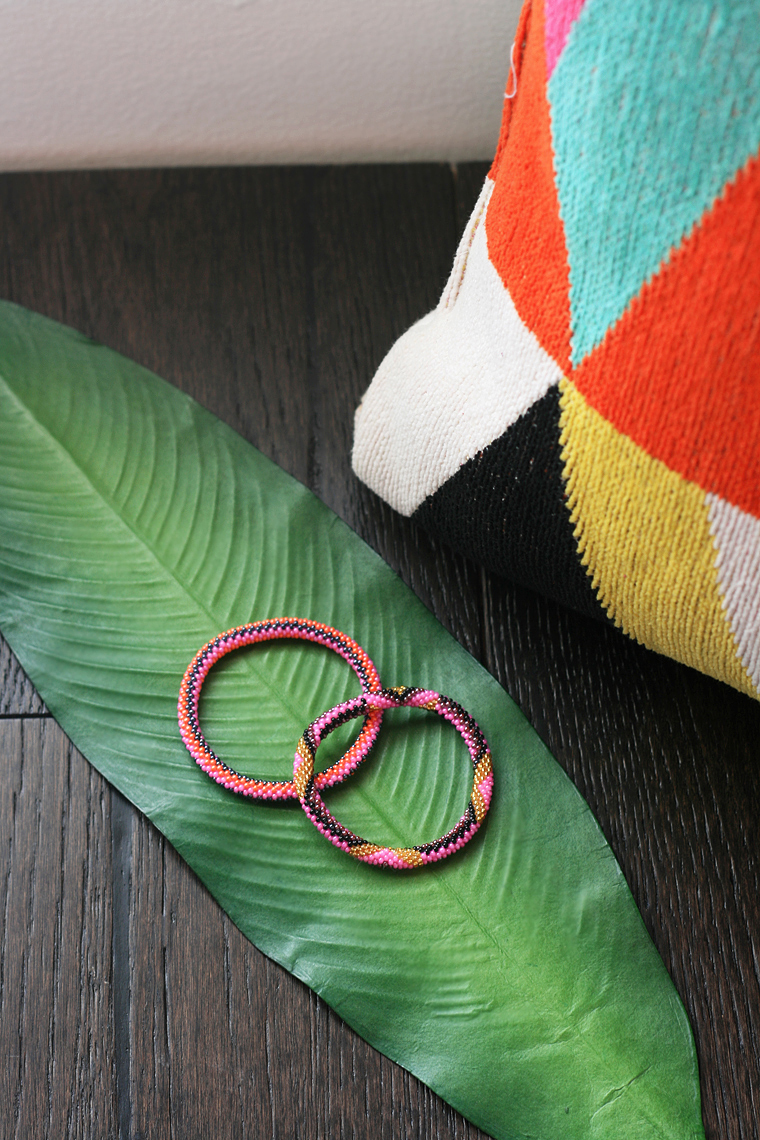 fresh philosophie | lotus sky bracelets are made ethically and authentically by women in nepal. lotus sky trains and employs women with the hopes of empowering them to become financially independent.