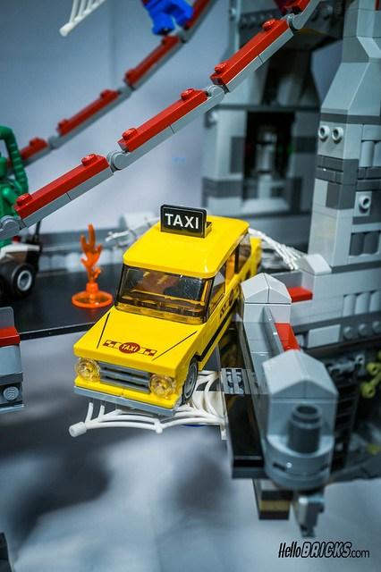 Lego 76057 - Marvel - Spider-man Web Warriors Ultimate Bridge Battle