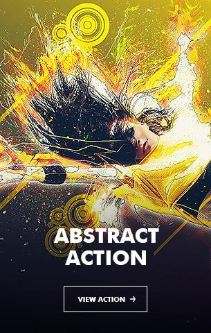Ink Spray Photoshop Action V.1 - 65