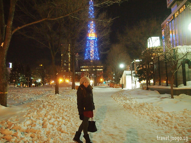 sapporo tv tower - travel.joogo.sg